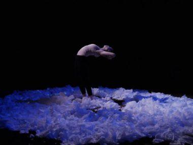 La Rampe d'Échirolles et le Théâtre de Grenoble s'associent pour une Escapade dansée le 14 janvier autour de deux talents : Maëlle Reymond et Émeline NguyenL'insaisissable - Cie infime entaille. © Laurence Windels