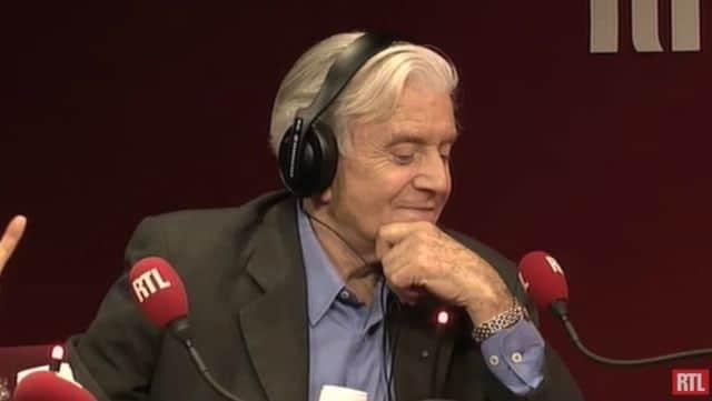De 1995 à 2008, l'Isérois de naissance Louis Bozon fut la voix du Jeu des 1000 euros © RTL - À la bonne heure