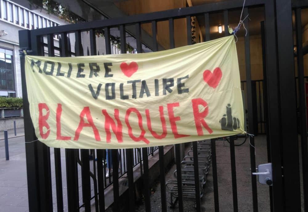 C'est la faute à Blanquer ? © Florent Mathieu - Place Gre'net