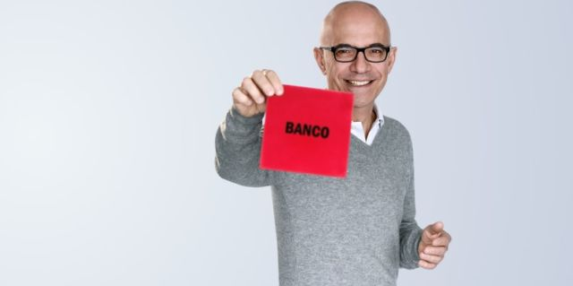 Nicolas Stoufflet, animateur du Jeu des 1000 euros © Visuel France Inter