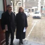 Émilie Chalas et Jean-Claude Borel-Garin ont présenté, ce 17 janvier, leurs propositions en matière de sécurité dont l'installation de la vidéoprotection
