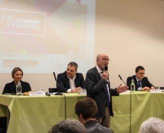 Avocats, experts-comptables et notaires sont réunis pour présenter la loi de finances 2020