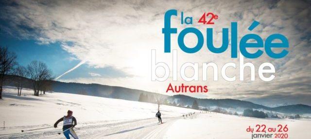 Le massif du Vercors accueillera en 2020 la 42eFoulée Blanche à Autrans-Méaudre. Un événement qui célèbre le ski nordique du 22 au 26 janvier.