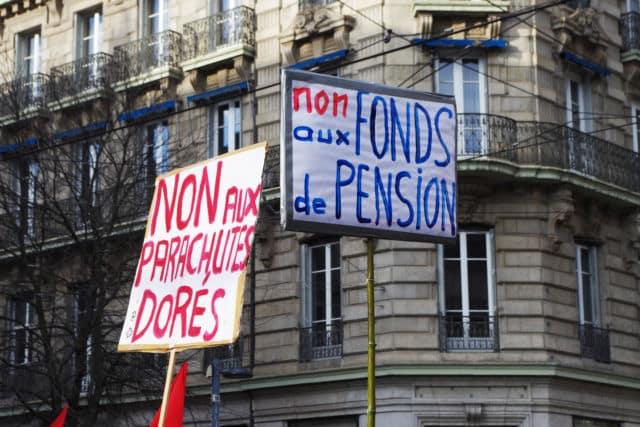 Une peur revient souvent : celle de la retraite par capitalisation. © Anissa Duport-Levanti