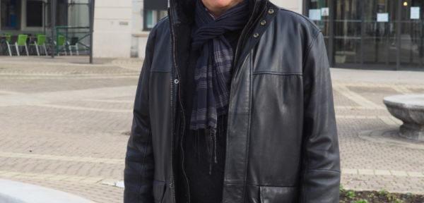 François Ferrante, candidat à Moirans et candidat aux municipales de 2020. © Patricia Gastineau - Place Gre'net
