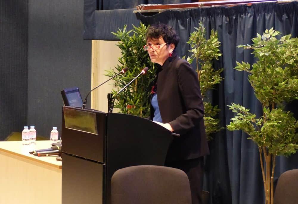 La nouvelle rectrice de l'académie de Grenoble Hélène Insel © Florent Mathieu - Place Gre'net