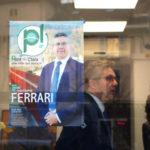 """Pour l'heure, aucun budget d'action anti-pollution n'a été établi par la liste de Christophe Ferrari """"Une ville qui avance"""". © Anissa Duport-Levanti"""