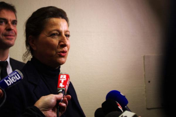 La Ministre de la Santé Agnès Buzyn a rassuré sur l'état de santé des patients atteints du coronavirus et hospitalisés à Grenoble. © Anissa Duport-Levanti