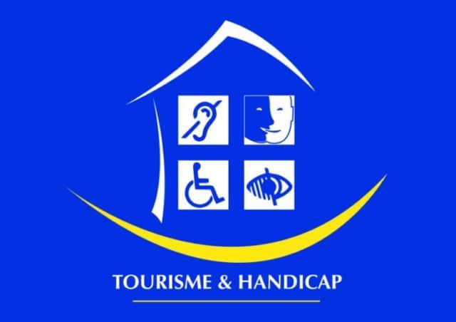 Logo du label Tourisme & Handicap © Tourisme & Handicaps