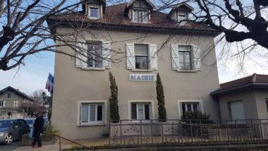 Mairie de Claix, janvier 2020 © Séverine Cattiaux - Place Gre'net