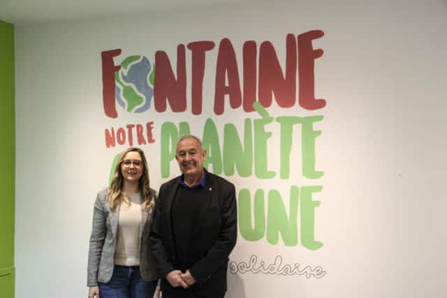Le maire sortant de Fontaine Jean-Paul Trovero est en ballotage défavorable © Laure Gicquel - Place Gre'net