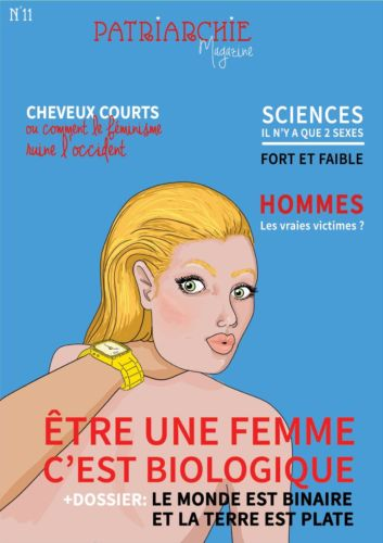 Onzième numéro de Patriarchie Magazine. © Pauline Rochette, 2020