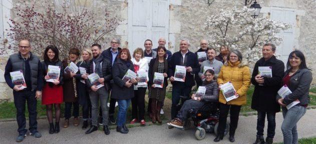 """La liste """"Seyssins 2020"""" portée par le maire sortant, Fabrice Hugelé. © Thomas Courtade - Place Gre'net"""