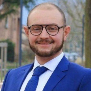 Julien Dussart est 7e adjoint du maire mais se présente aux municipales sous une liste divers centre. © Agir ensemble pour Pont-de-Claix