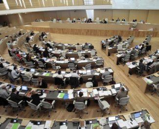 """Vidéosurveillance et polices municipales: la Région adopte des """"contrats régionaux de sécurité"""""""