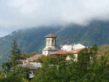 Le patrimoine historique de Corenc © Wikipedia