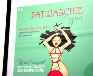 Dans ses illustrations satiriques, Pauline Rochette s'attaques aux injonctions sexistes de la société patriarcale. © Anissa Duport-Levanti - Place Gre'net
