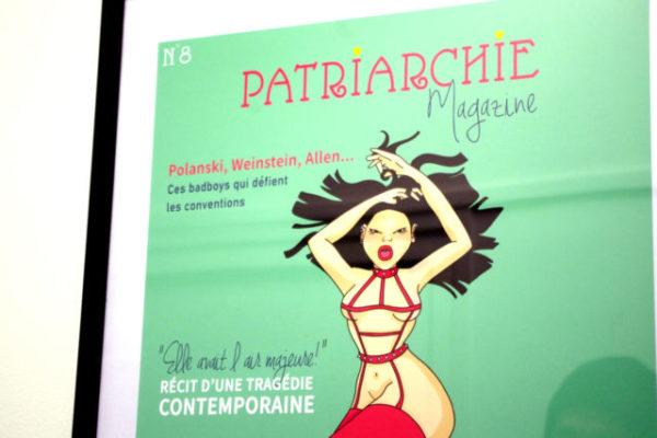 Dans ses illustrations satiriques, Pauline Rochette s'attaque aux injonctions sexistes de la société patriarcale. © Anissa Duport-Levanti - Place Gre'net