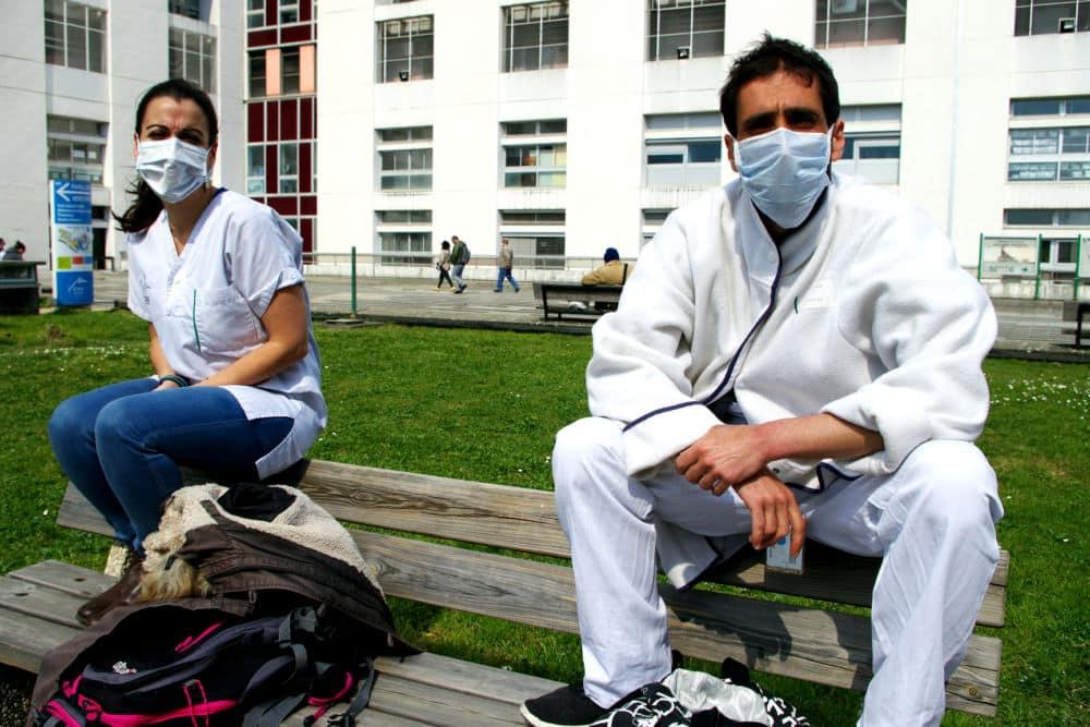 Le masque Ocov pourra-t-il être utilisé par les praticiens de santé ? © Anissa Duport-Levanti - Place Gre'net