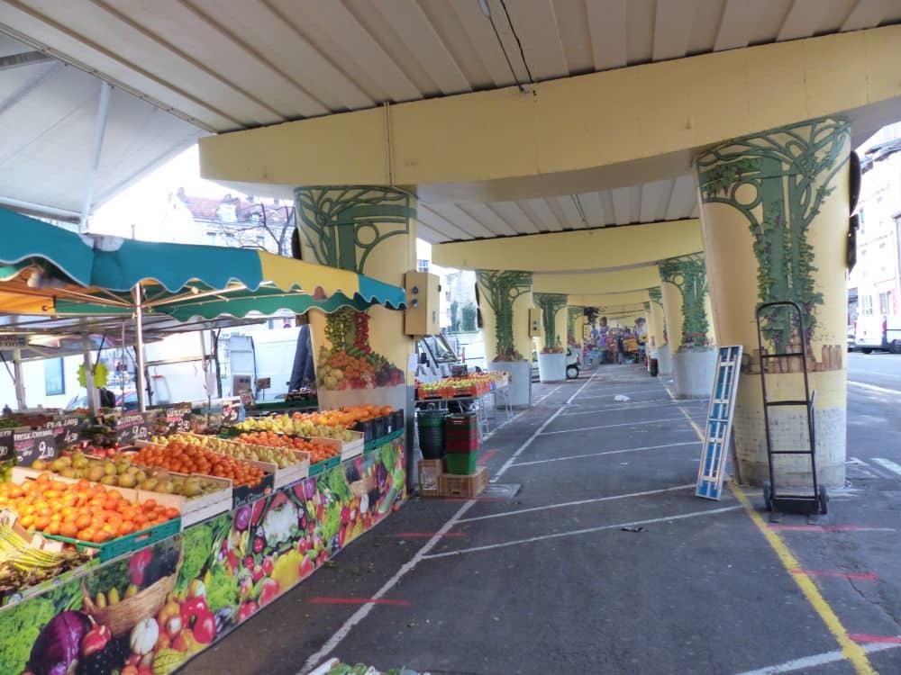 Forte mobilisation en faveur de la production agricole locale. Les marchés ne sont pas les seuls endroits où trouver encore des produits locaux © Florent Mathieu - Place Gre'net