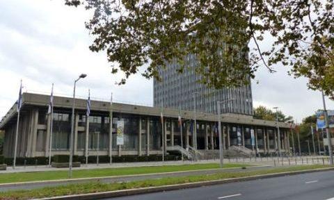 Hôtel de Ville de Grenoble © Florent Mathieu - Place Gre'net