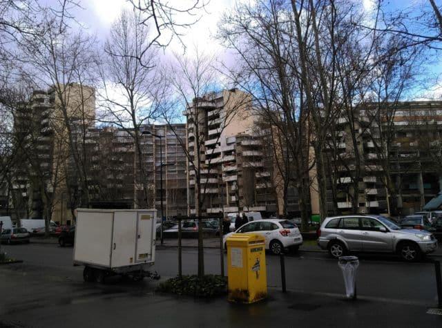 La Villeneuve, un quartier délaissé par la municipalité ? © Florent Mathieu - Place Gre'net