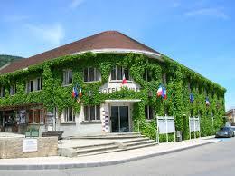 Mairie d'Allevard © Wikipedia