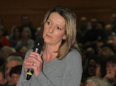 Karine Maurinaux © Le Dauphiné Libéré
