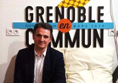 """La liste Grenoble en commun en tête du """"participomètre"""""""