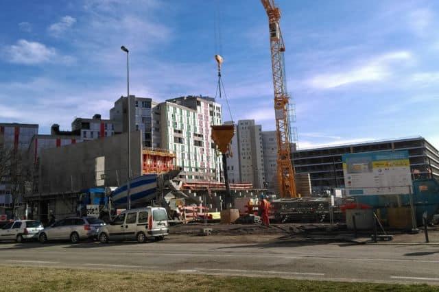 L'emploi dans la construction a beaucoup moins souffert de la crise sanitaire que d'autres secteurs © Place Gre'net