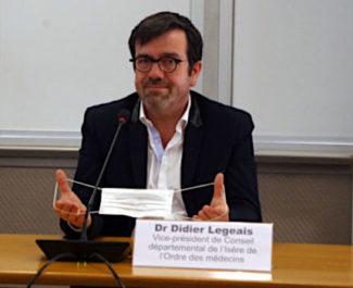 Pour le président du conseil de l'Ordre des médecins de l'Isère Didier Legeais, proposer la chloroquine à tous les patients est stupide.