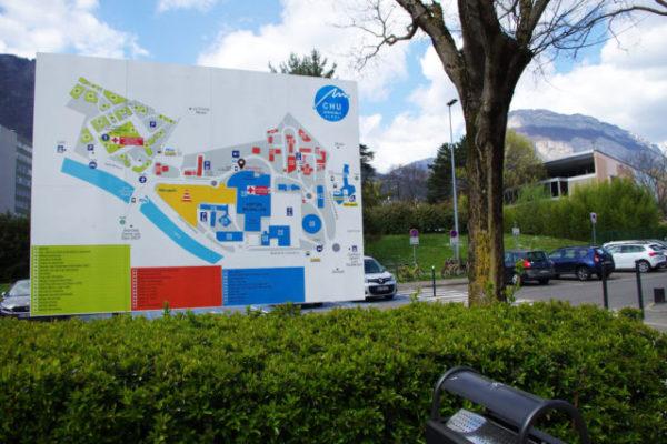 3 traitements au Covid-19 sont testés au CHU de Grenoble depuis cinq jours. © Anissa Duport-Levanti - Place Gre'net
