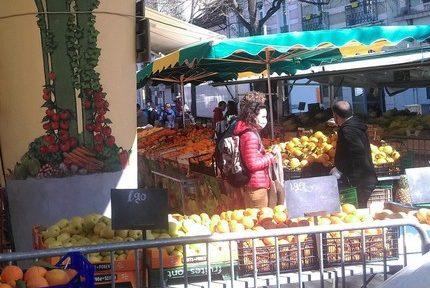 marché de l'Esplanade