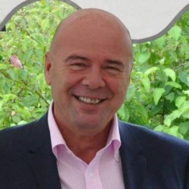 Patrick Nicole-Williams, le maire de Villefontaine - DR