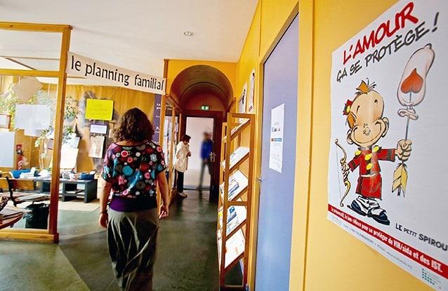 Le Planning familial de l'Isère demande plus de moyens pour l'éducation à la sexualité dans les établissements scolaires © Planning familial