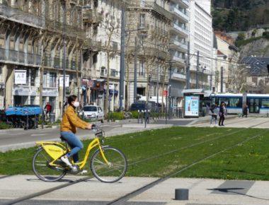 Masque à vélo : vers une dérogation ? © Florent Mathieu