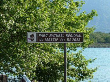 Le parc naturel régional du Massif des Bauges a émis un avis réservé, dans l'attente des études environnementales. © Marc Mongenet/Wikimedia Commons