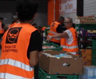 Le Département livre 4 tonnes de produits locaux à la Banque alimentaire de l'Isère