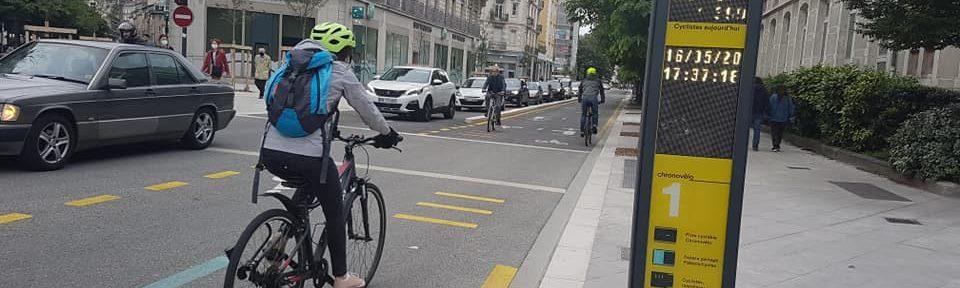 Les salariés du site Orange de Meylan à la découverte du vélo électrique avec GoodWatt