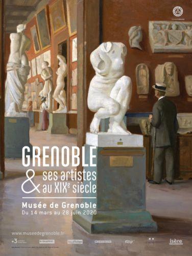 L'exposition temporaire du Musée de Grenoble est prolongée jusqu'au 25 octobre 2020