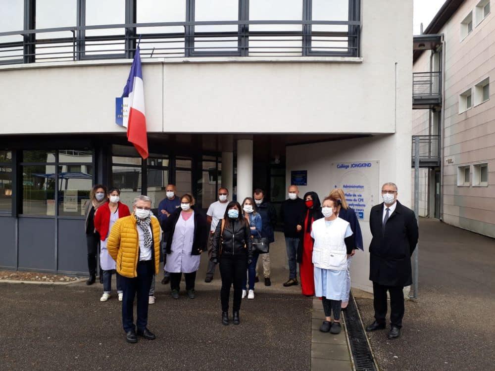 Retour des enfants dans les écoles et collèges le 22 juin. Quand le Conseil départemental de l'Isère présentait la réouverture des collèges. DR