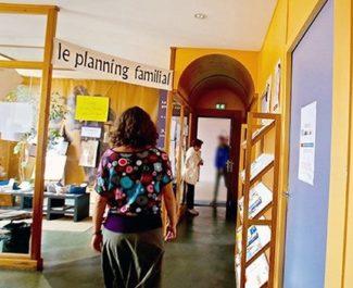 Réouverture progressive des centres du Planning familial 38