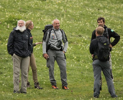 Opération de sensibilisation au respect des règles à la Réserve naturelle des Hauts-Plateaux du Vercors