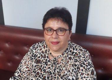Échirolles : Fabienne Sarrat s'est qualifiée pour le second tour des municipales avec 17,4 % des suffrages exprimés au premier tour le 15 mars dernier. © Thomas Courtade - Place Gre'net