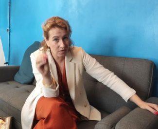 Émilie Chalas : « Tout était surréaliste dans cette campagne à Grenoble »