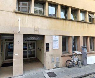 CCAS de Grenoble rue Sergent-Bobillot