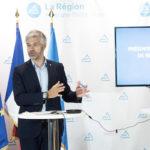 La Région annonce une campagne massive de tests de dépistage Covid-19 avant les fêtes de fin d'année