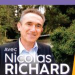 COUV Nicolas Richard, tête de liste Eybens demain