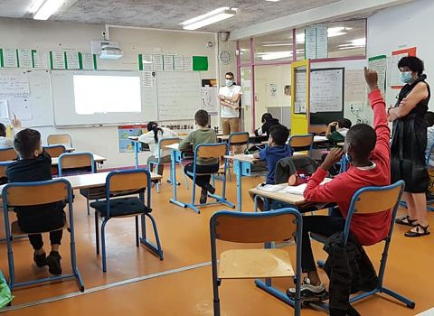 Académie de Grenoble : un seul collège fermé pour Covid
