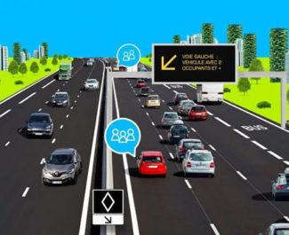 Aux portes de Grenoble, la première voie de covoiturage fait bondir 40 millions d'automobilistes. L'association juge la décision «aberrante».
